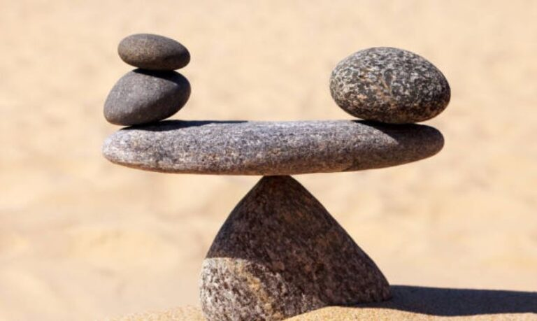 The Art Of Achieving Balance